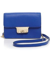 Milly Crossbody - Isabella Pebble Mini - Lyst