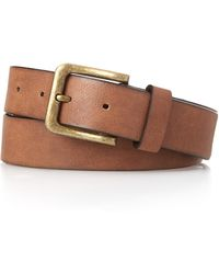 Forever 21 - Burnished Faux Leather Belt - Lyst