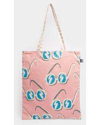 Lazy Oaf | Sunglasses Shopper Bag | Lyst