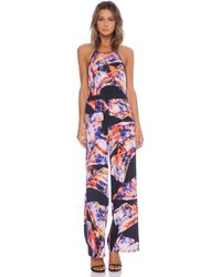 Clover Canyon Spanish Shawl Jumpsuit - Lyst