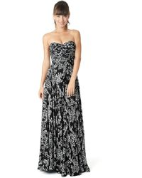 Parker Black Madison Dress - Lyst