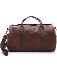 Frye - Tyler Duffel Bag - Whiskey - Lyst