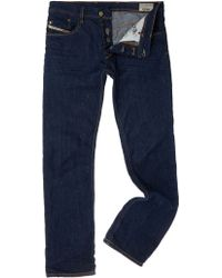 Diesel Waykee Regular Straight Fit Jean - Lyst