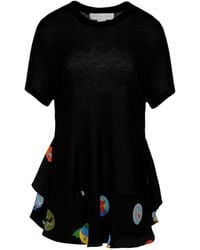 Stella McCartney Stellasuperheroes T-Shirt - Lyst