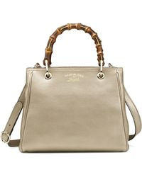 Gucci | Bamboo Shopper Small Tote | Lyst