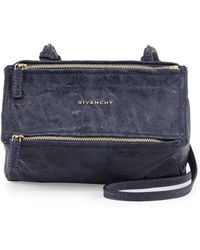 Givenchy Pandora Mini Pepe Crossbody Bag - Lyst