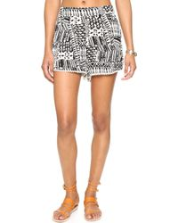 L*Space - Ivory Coast Shorts - Lyst