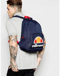 Ellesse - Logo Backpack - Lyst