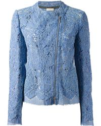 Wunderkind - Lace Box Jacket - Lyst