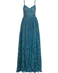 Elie Saab Lace Gown - Lyst