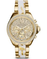 Michael Kors Wren Watch, 41.5Mm - Lyst