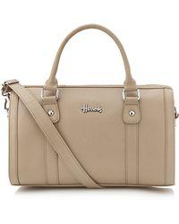 Harrods Novello Barrel Bag - Lyst