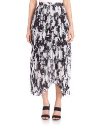 Thakoon | Fine Pleated Skirt | Lyst