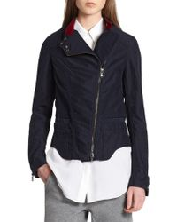 3.1 Phillip Lim Shrunken Field Jacket - Lyst