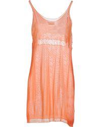 Aviu | Short Dress | Lyst