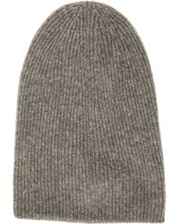 Helmut Lang - Luxe Beanie - Lyst