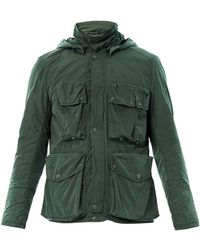 C P Company Bellow Hooded Goggle Jacket - Lyst