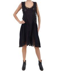 Etoile Isabel Marant Dixie-Dress - Lyst