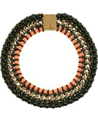 Proenza Schouler | Ladder Gold-Plated Necklace | Lyst