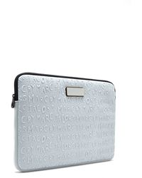 Marc By Marc Jacobs 13 Inch Logo Computer Case - Lyst