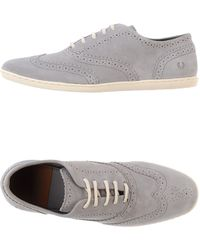 Fred Perry - Laceup Shoes - Lyst