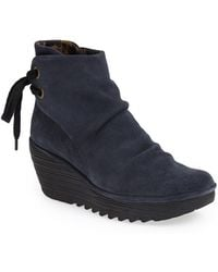 Fly London 'Yama' Bootie - Lyst