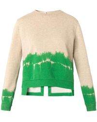 Stella McCartney Tiedye Sweatshirt - Lyst