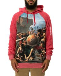 Crooks And Castles The Pillage Pullover Hoody - Lyst