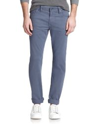 AG Adriano Goldschmied Protege Straight-Leg Jeans - Lyst