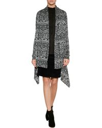 Zadig & Voltaire Ikat Printed Cardigan - Lyst