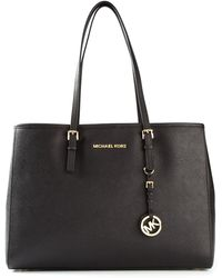 Michael by Michael Kors Jet Set Tote Bag - Lyst