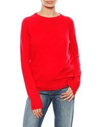 Equipment Sloane Cashmere Crew Neck Sweater - Lyst