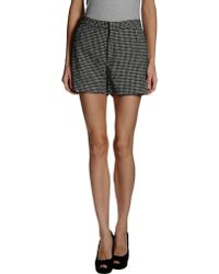 Theyskens' Theory Shorts - Lyst