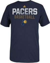 Adidas Mens Indiana Pacers Beta Rays T-shirt - Lyst