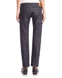 Junya Watanabe | Patchwork Skinny Jeans | Lyst