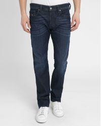 DIESEL   Blue Safado Slim-fit Jeans   Lyst