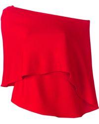 Sybilla - Virgin Wool Top - Lyst