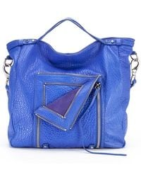 She + Lo - 'let It Ride' Convertible Leather Tote - Lyst