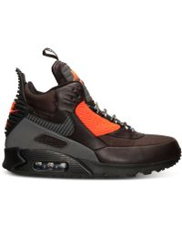 Nike Mens Air Max 90 Sneakerboots From Finish Line - Lyst