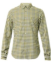 Burberry Brit Evans Gingham-Check Shirt - Lyst