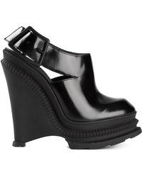 Kenzo Défilé Wedge Boots - Lyst