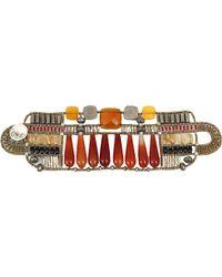 Ziio - Incas Large Beaded Bracelet - Lyst