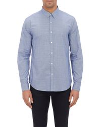Theory Zack Ps Shirt - Lyst