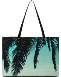 Samudra - Hanging Palm Beach Bag - Lyst