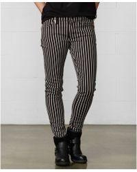 Denim & Supply Ralph Lauren - Pinstripe Skinny Jeans - Lyst