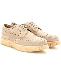 Church's Keely Suede Brogues - Lyst