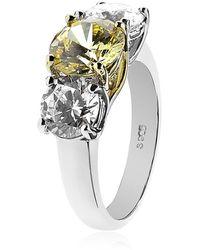 Carat* - Grand Yellow Trilogy Ring - Lyst