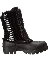 Hunter Original Patent Pac Boot - Lyst
