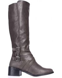 MIA - Noralee Knee-high Riding Boots - Lyst