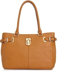 Calvin Klein - Modena Pebble Shopper - Lyst